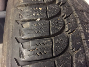 Michelin x-ice 195/60 r15