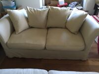 2 seater Laura Ashley sofa (we have 3 identical to sell)