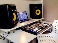 KRK Rokit8 Studio Monitors