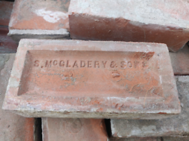 Belfast red brick X 260 (S. McGladery & Sons)