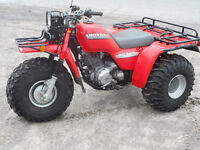 HONDA BIG RED 250 1986 AA1  1690 NG