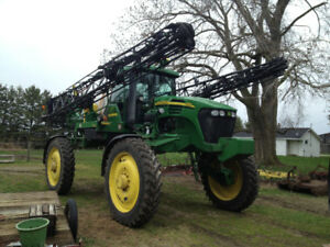 2005 JD 4720 Sprayer