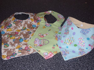Homemade bibs for sale!