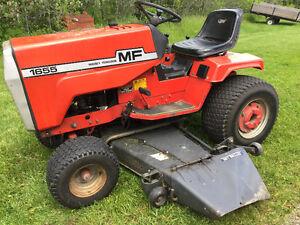1655 Massey Ferguson  - Lawn mower - riding mower - lawn tractor