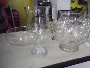 ASSORTED GLASSWARE PERFECT FOR WEDDING/SHOWER CANDY BUFFET Windsor Region Ontario image 4