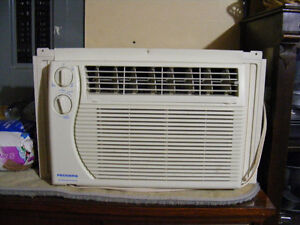 Like New Air conditioner that fits into a window