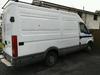 Iveco Daily Turbo Diesel 2.3 56 Plate White Van 12 Months MOT