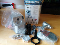 Used Waring Pro MG800 Professional Meat Grinder for Sale