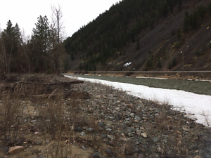 Placer Gold Claim -  Similkameen River near Princeton, BC - S20