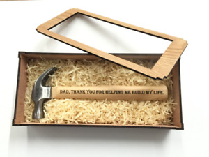 Laser Engraved Hammers - Great Gift for a Handyperson!
