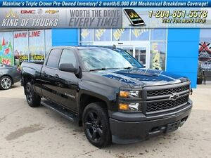 2015 Chevrolet Silverado 1500 WT | Black Out Edition | Only 5400