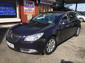 Vauxhall Insignia 2.0CDTi 16v ( 160ps ) ecoFLEX ( s/s ) ( Nav ) 2012. SRi