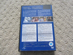 Back To The Future Trilogy on DVD Kitchener / Waterloo Kitchener Area image 4