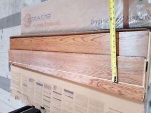 """Kraus 1/2"""" engineered premium hardwood"""