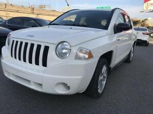 Jeep Compass FWD 4dr 2010