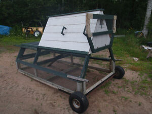 Chicken Coop Tractor Box for Sale
