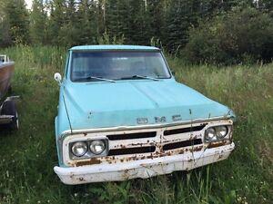 Good Antique Truck OBO