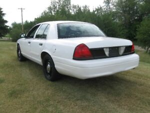 2011 Ford Crown Victoria Ex-RCMP