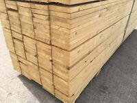 •New• Wooden/ Timber Scaffold Boards ~ Banded/ Unbanded Joists/Decking/Diy etc 36mm X 225mm X 3.9m