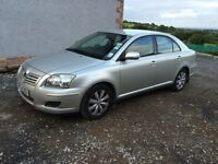 2008 Toyota Avensis 2.0 D4D breaking for parts