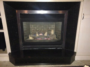 25,000 BTU Fireplace Windsor Region Ontario image 2