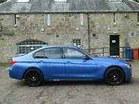 2014 BMW 3 Series 2.0 320d M Sport xDrive (s/s) 4dr