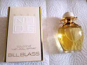 NUDE Cologne Natural Spray by Bill Blass
