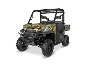 2016 Polaris RANGER XP 900 Polaris Pursuit Camo