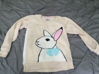 Women's Rabbit pyjamas jumper 10-12
