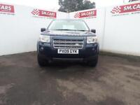 2009 09 LANDROVER FREELANDER 2 2.2 TD4 GS 5 DOOR.GREAT COLOUR.FINANCE AVAILABLE.