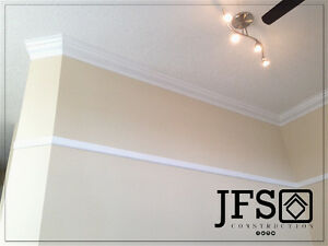 Custom Crown & Trim Services Kitchener / Waterloo Kitchener Area image 1