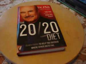 THE 20/20 DIET- DR. PHIL MCGRAW