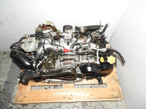 JDM EJ205 WRX 2002-2005 Engine Replacement As Long Block TD04 Tu