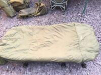 Nash ss3 wideboy bedchair new