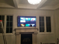TV & Projector Mounting Service