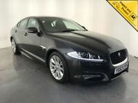 2013 JAGUAR XF R-SPORT DIESEL AUTOMATIC SERVICE HISTORY FINANCE PX WELCOME