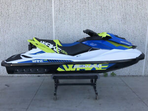 Seadoo Wake 155 (2016) with trailer and more