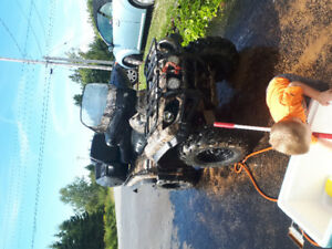 06 yamaha grizzly