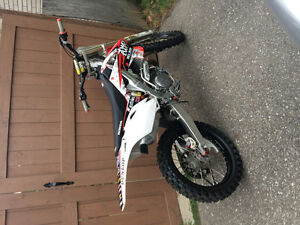 09 CRF450R / 07 CR85R Big wheel
