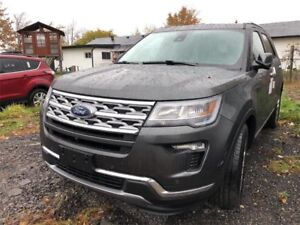 2019 Ford Explorer Limited4WD