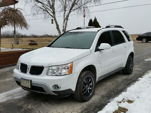 2007 Pontiac Torrent All Wheel Drive