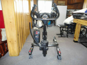 Rifton Tram electric person lift and gait trainer