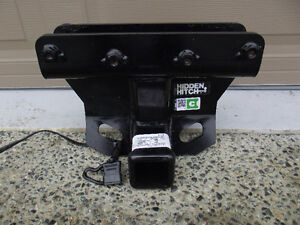Hidden Hitch 87752 Class III and IV Trailer Hitch Receiver
