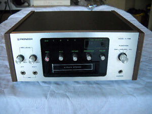8 track recorder/player