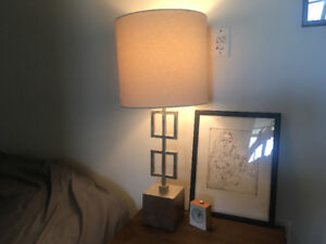 Modern Chic Table Lamp