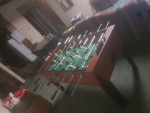Foosball table 2016