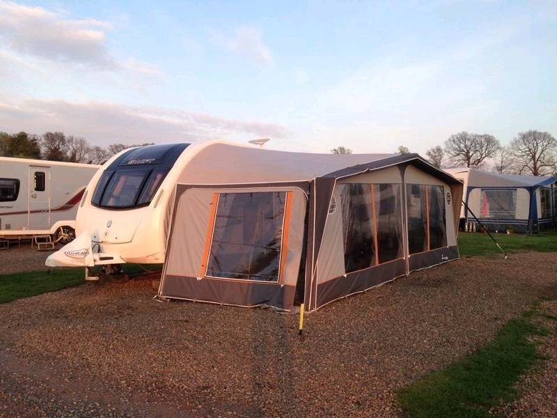 Isabella Caravan Awning Size 17 | in Bathgate, West ...