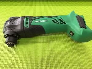 Hitachi CV18DBL 18V Li-ion Cordless Brushless Multi Tool Brunswick East Moreland Area Preview
