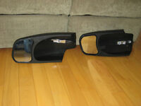mirrors for towing trailer