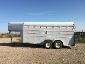16ft gooseneck trailer